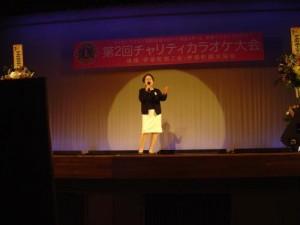 カラオケ大会1